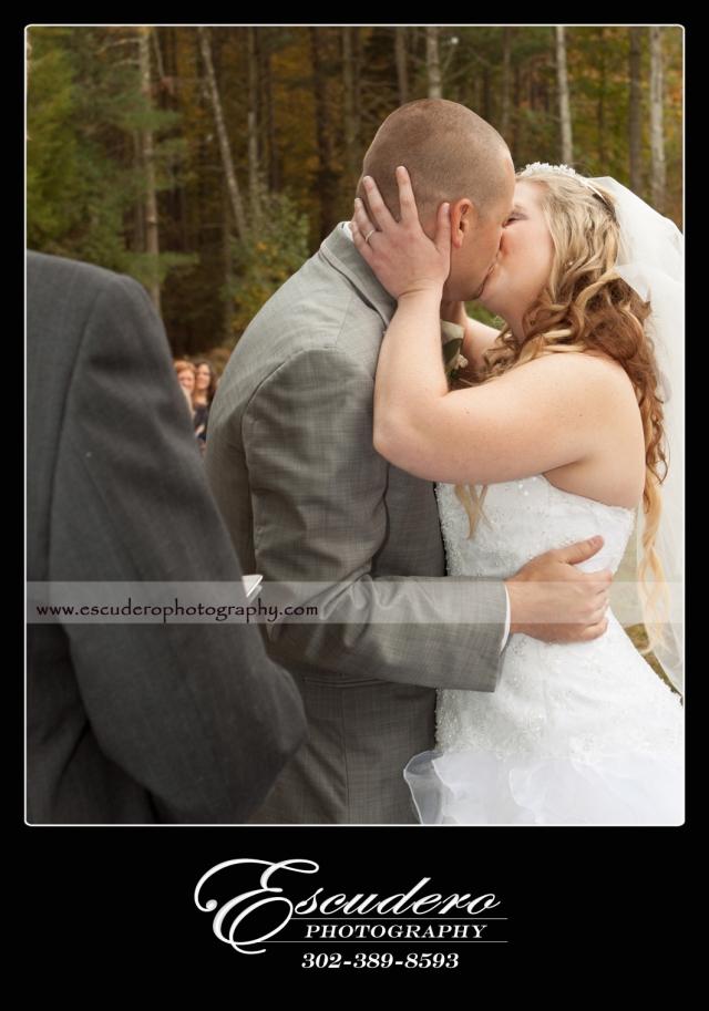 Wedding at Blackbird Forest Delaware