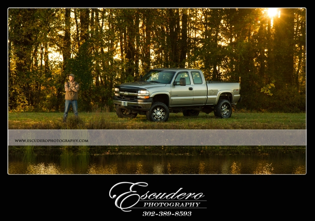 Clayton DE senior pictures