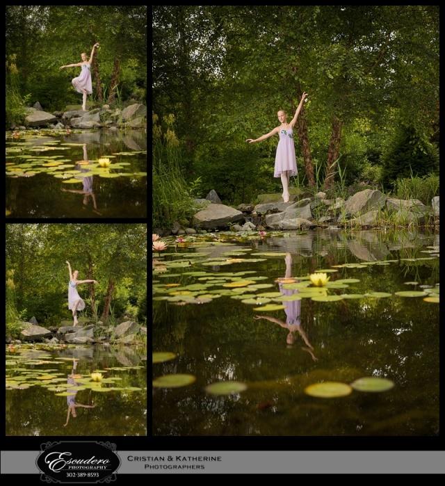 Ballet Portraits in Delaware