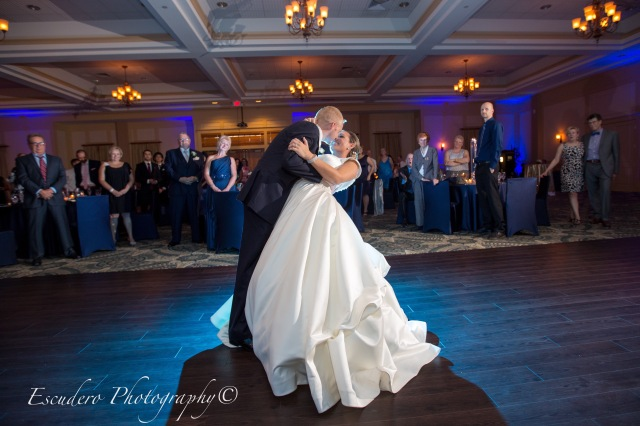 wedding photos at Heritage Shores